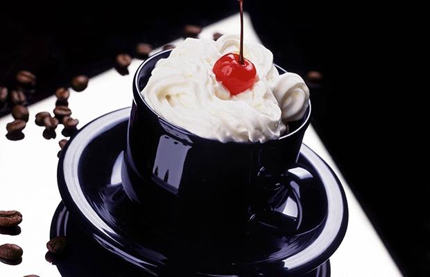 Кофе «Вишневые облака»